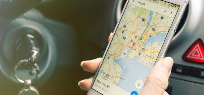 Google Maps New Feature: Share Favourite Locations