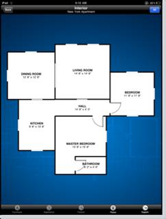 Iphone For Estate Agents Floorplans On A Budget