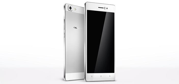 Oppo R5 - world thinnest phone