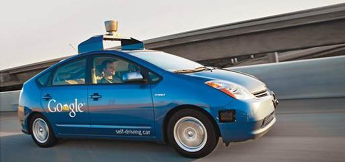 Google's self-driving car to be tested in the UK