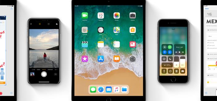 Apple's iOS 11 Is Here
