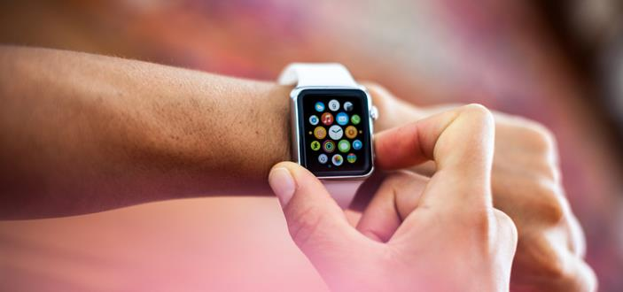 Apple Dominates Wearable Technology