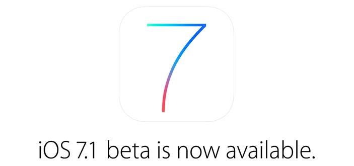 Apple iOS 7.1 arrives with some important updates