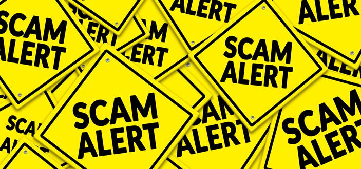 5 Tips To Avoid Email Scammers