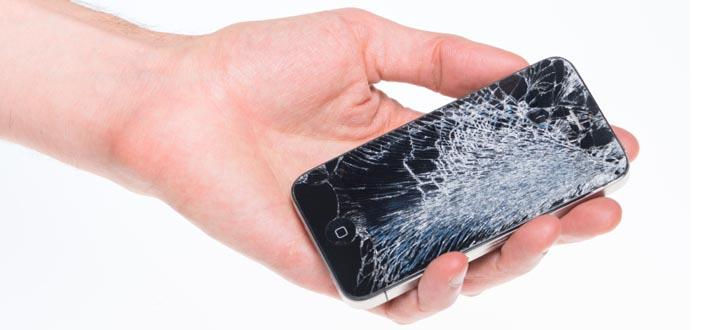 "The ""Unbreakable"" iPhone 6 screen"