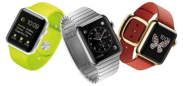 Apple confirms Apple Watch release