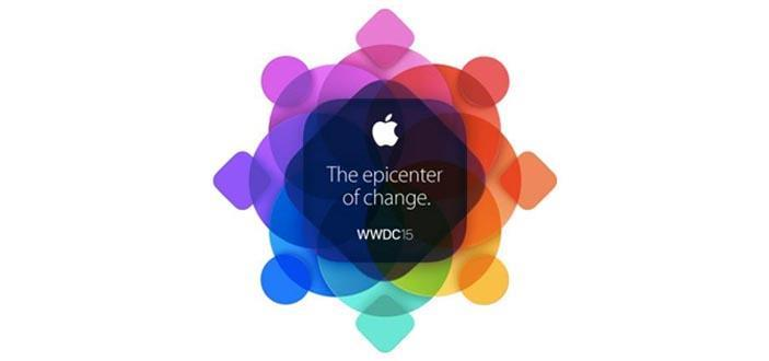 Apple's Worldwide Developers Conference 2015