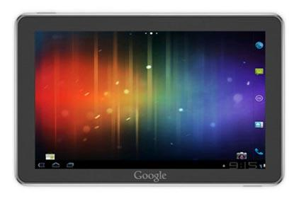 Google branded Galaxy Nexus Tablet?