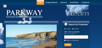 New website for Parkway Estate Agents