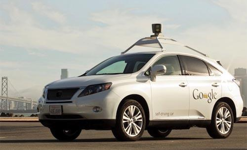 Google's driverless car now safer than the average driver