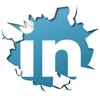 Why do commercial agents need LinkedIn?