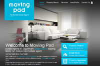 New website for Moving Pad