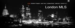 Estate Agent website for London MLS now live