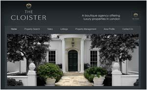 New website design, www.Cloister.co.uk has been released