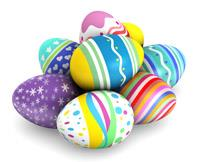 Win a Samsung tablet on this Easter egg hunt!