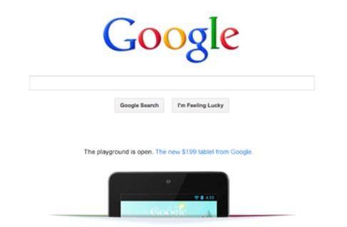 Is Google destroying its homepage?