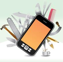 Mobile phones for Estate Agents - the digital Swiss Army Knife in your pocket