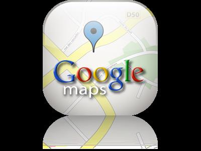Estate Agent's websites and Google Maps - the facts