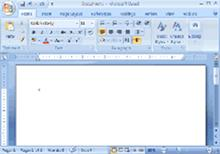 MSword for templates