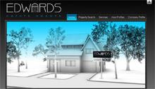 New website design for Edwards Estate Agent in Ferndown, Bournemouth